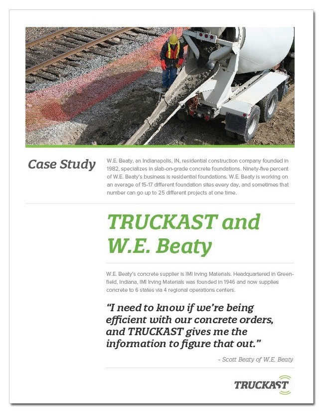 TRUCKAST W.E. Beaty Case Study